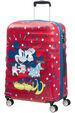 Wavebreaker Disney Valise 4 roues 67cm Minnie Loves Mickey