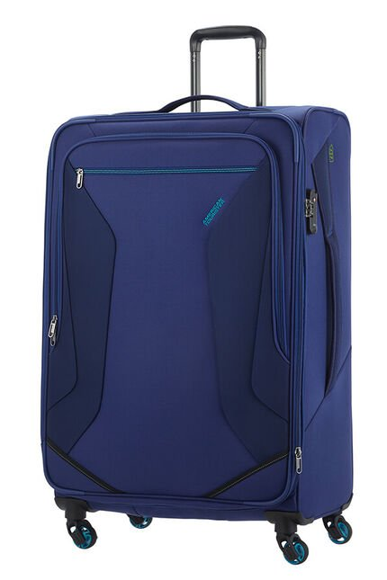Eco Wanderer Valise 4 roues Extensible 79cm