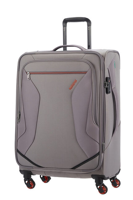 Eco Wanderer Valise 4 roues Extensible 67cm