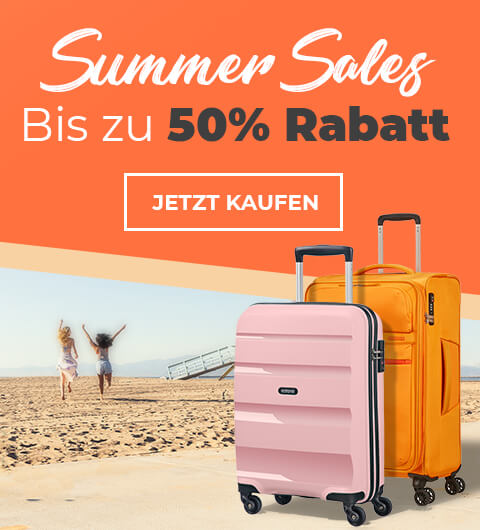 Summer Sales - 50% -  American Tourister